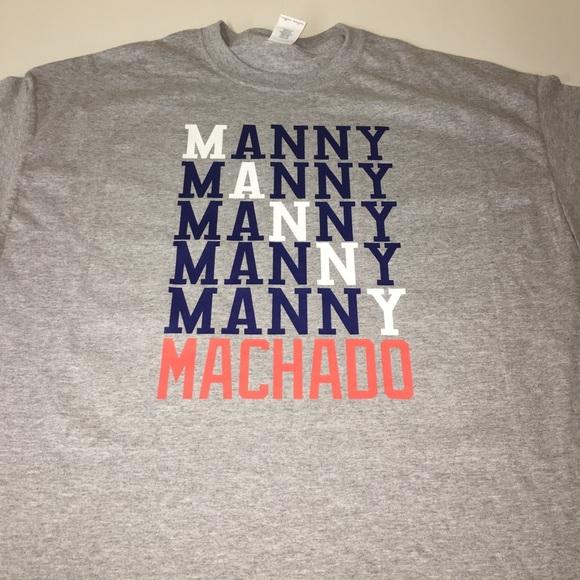 newest 99ba1 b7ca0 Los Angeles Dodgers Manny Machado Shirt NWT